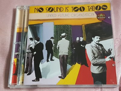 R西洋團(二手CD)NO SOUND IS TOO TABOO~