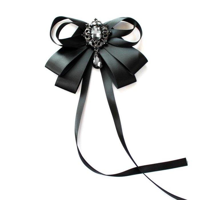 復古風領花衣服領部配飾品 男女通用款蝴蝶結 演出主持人襯衫領結