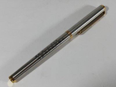 [銀九藝] OMEGA 亞米茄 不銹鋼 鋼筆