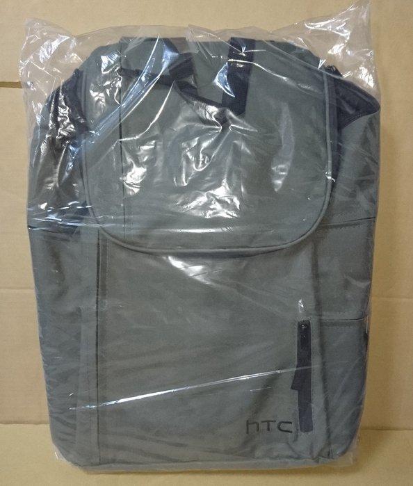股東會紀念品--2020 hTC 宏達電 HTC 背包, 後背包, 筆電包
