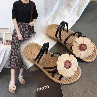 洞洞鞋女涼鞋變色平底果凍鞋孕婦鞋沙灘鞋2019新款女鞋子夏季防滑