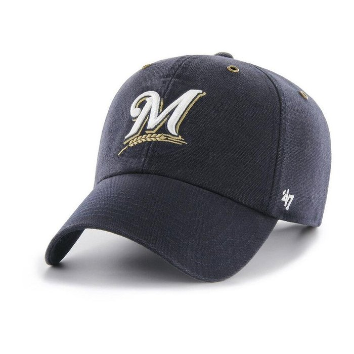 【BJ.GO】 '47 Brand  Milwaukee Brewers 釀酒人隊 棒球帽 現貨
