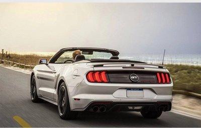(小鳥的店)福特 Mustang 野馬 LED 導光 尾燈 後燈 15 16 17 18 改裝 流光 跑馬 六代