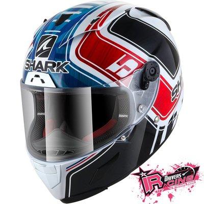 ♚賽車手的試衣間♚ Shark® Race-R Pro Zarco France GP 碳纖維 安全帽