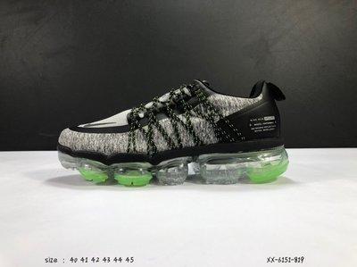 耐克 Nike Air Vapor Max FLYKNIT初代 2.0 大氣墊男子跑步鞋 Size:40-45 編碼:XX-6151-819
