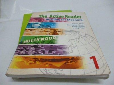 買滿500免運 / 崇倫《The active reader reading for meaning  1   》