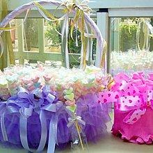 ☆命中注定☆黃色小鴨棒棒糖,喜糖,婚禮小物,棉花糖(百份贈姓名貼花籃)二次進場