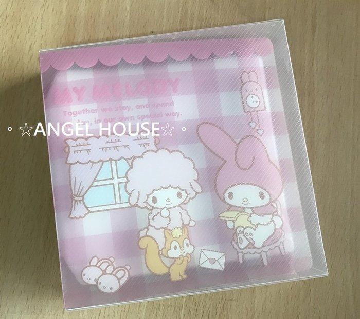 。☆ANGEL HOUSE☆。日本進口**melody 美樂蒂**一起讀書光碟收納夾249