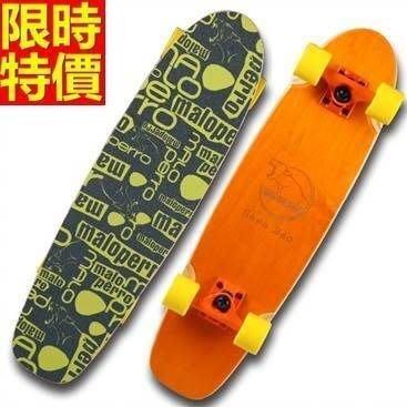 滑板 成人公路板戶外用品-3D立體酷炫圖案運動蛇板5色66ah33[獨家進口][米蘭精品]