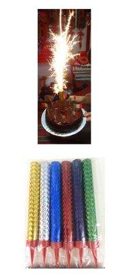 Q01【派對樂】生日派對生日蠟燭派對舞會道具_生日煙花蠟燭