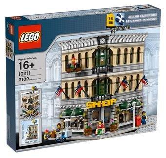 (全新未拆)LEGO 樂高 10211 全新品未拆 Grand Emporium 百貨公司 10218 10224