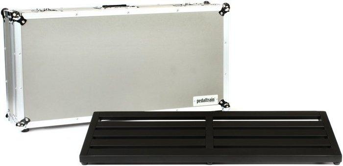 ☆ 唐尼樂器︵☆ Pedaltrain Novo 32 效果器板+飛行箱(81.2x36.8公分)(全系列進駐唐尼)