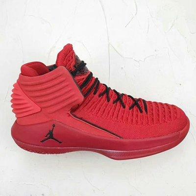 Nike Air Jordan XXXII AJ32 RED 騷紅前後分離式ZOOM AIR氣墊  PHYLON 中底
