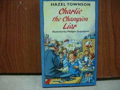 【愛悅二手書坊 10-12】Charlie the Champion Liar