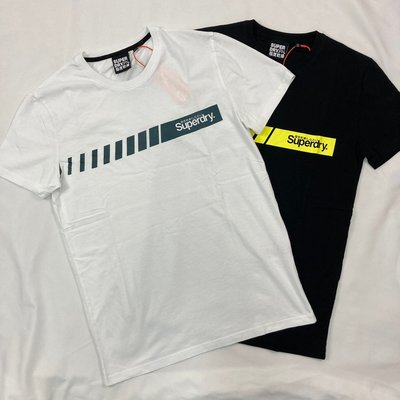8385 FL3 簡約LOGO 極度乾燥 兩色 圓領 純棉 男款 短袖 短T T恤 Superdry 土耳其製