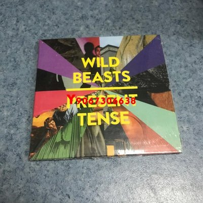 【樂樂音像】Wild Beasts - Present Tense For album number fourCD 精美盒裝