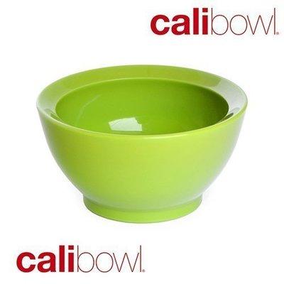 【波波的家】美國 Calibowl 專利防漏幼兒學習碗 8oz (無蓋單入) 綠色