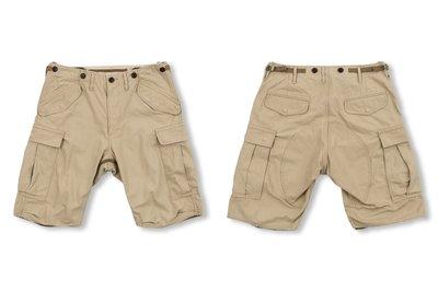 日本代購 visvim SS19 EIGER SANCTION SHORTS 短褲 三色(Mona)