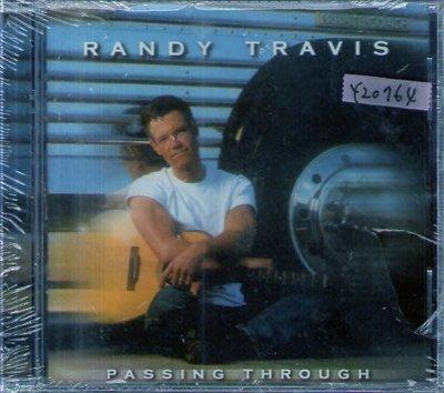 *還有唱片行*RANDY TRAVIS / PASSING 全新 Y20764