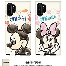 韓國代購!DISNEY系列角色Combo Case手機套 (Samsung Note 10 / Note 10 Plus)