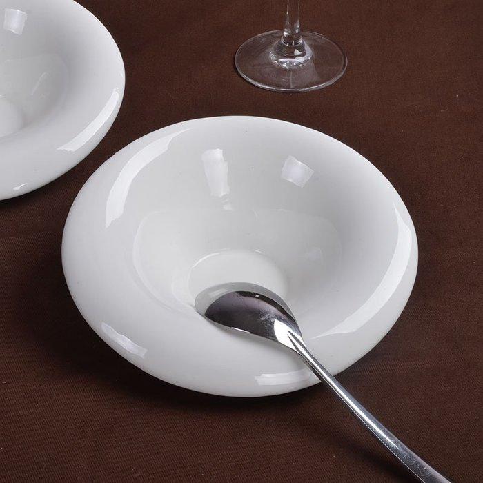 【無敵餐具】強化骨瓷水果沙拉碗(175*75mm)沙拉盤/水果盤/前菜碗 量多歡迎詢價可來電洽詢享優惠價喔【A0351】