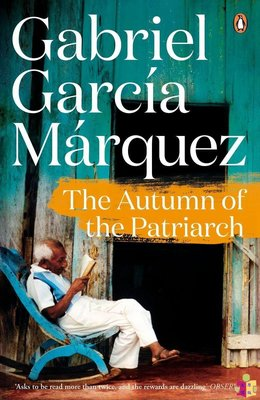 [文閲原版]族長的秋天 英文原版 The Autumn of the Patriarch Gabriel Garcia Marquez