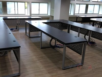 【耀偉】OTTO系統工作站 (辦公桌/辦公屏風-規劃施工-拆組搬遷工程-組合隔間-水電網路)2