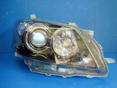 小亞車燈╠ 全新原廠CAMRY 07年自動轉向黑框魚眼HID大燈(不含hid及安定器)