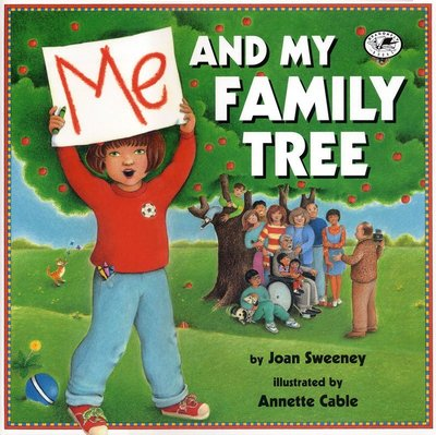*小貝比的家*ME AND MY FAMILY TREE/平裝/3~6歲/家庭 Family