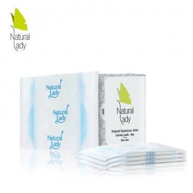 Natural Lady漢方草本 衛生棉 24cm 10片X3組   5908226690003