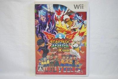 日版 Wii 閃電十一人王牌前鋒2012 終極版