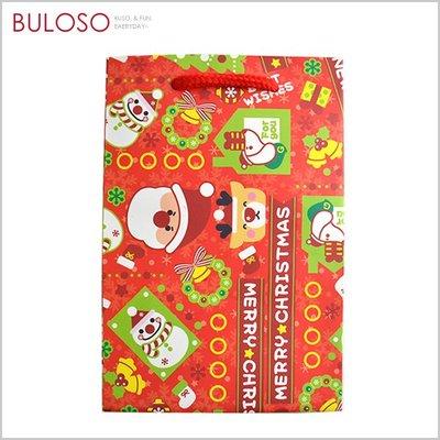 《不囉唆》晴天-新風格耶誕直5手提袋 包裝袋/聖誕包裝/包材(不挑色/款)【A430354】