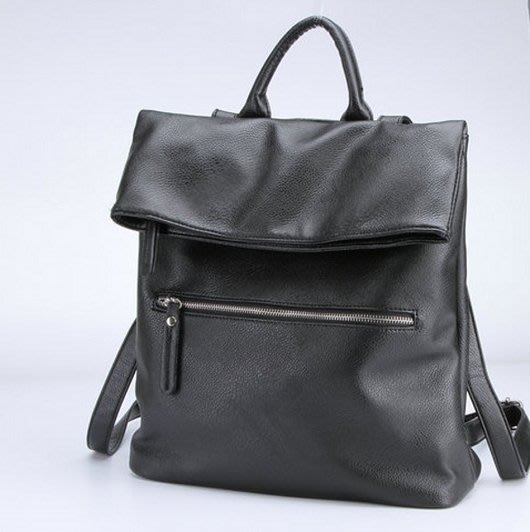 【Miss 小Q】 羊皮 小後背包 女包 後背包 外出包 皮包 拉鍊包 水桶包 翻摺包