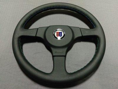 售 Alpina 全新三幅方向盤 ,完整盒裝,保證書俱全 BMW E30 E36 E28 E34