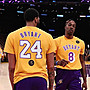 💖黑曼巴Kobe Bryant科比短袖棉T恤上衣💖NBA湖人隊Nike耐克愛迪達運動籃球衣服T-shirt男女990
