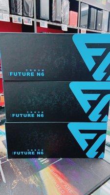 『高雄程傑電腦』 FUTURE N6 負離子空氣清淨機 體積最小效能最佳 超高CP值 車用空氣清淨機 現貨【實體店家】