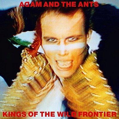 【黑膠唱片LP】野生潮王/亞當恩特 Adam & The Ants---88875119741