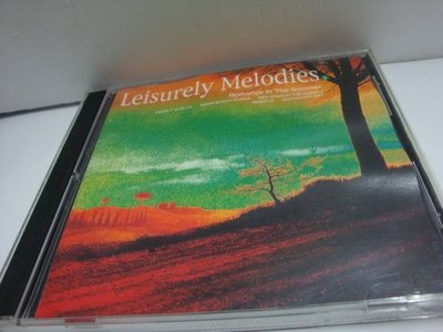 【銅板交易】二手原版. CD-♥Leisurely Melodies Romance In The Summer 2CD