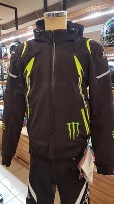 瀧澤部品 義大利 ALPINESTARS A星 MERCURY TECH HOODIE  MONSTER 防摔衣 鬼爪