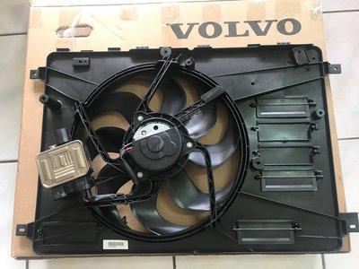水箱 冷氣 風扇 馬達 電子風扇馬達 VOLVO VOLVO V60 XC60 S60 XC70 V60