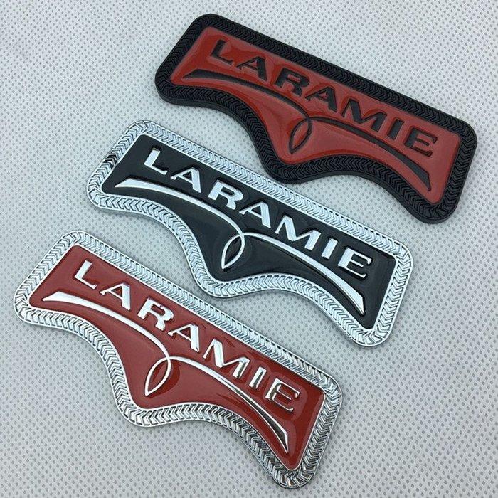 ⑦色花**道奇LARAMIE車貼適用于ram 酷威 酷博 挑戰者金屬個性車身貼