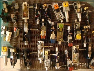 【柯南唱片】黑膠唱針組 // MM唱針 + 唱頭 + 唱頭蓋(直購價)> 附設音響維修