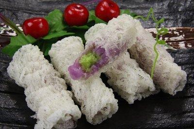 【素食年菜-奶蛋素】山藥捲(10入) / 約300g~ 輕鬆料理 ~好吃便宜的年菜上桌~