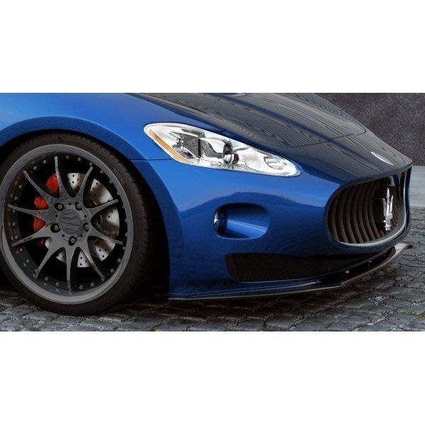 波蘭 Maxton Design 下擾流 側擾流 後擾流 定風翼 尾翼 下包 大包 分流器 Maserati 專車 專用