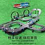 【興達生活】2017卡雷拉式Carrera路軌道賽車遙控汽車AGM音速風暴兒童玩具