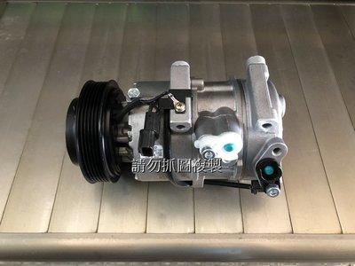 現代 IX35 汽油車 進口新品 冷氣壓縮機 另有I10 I30 ELANTRA TUCSON SANTAFE GETZ