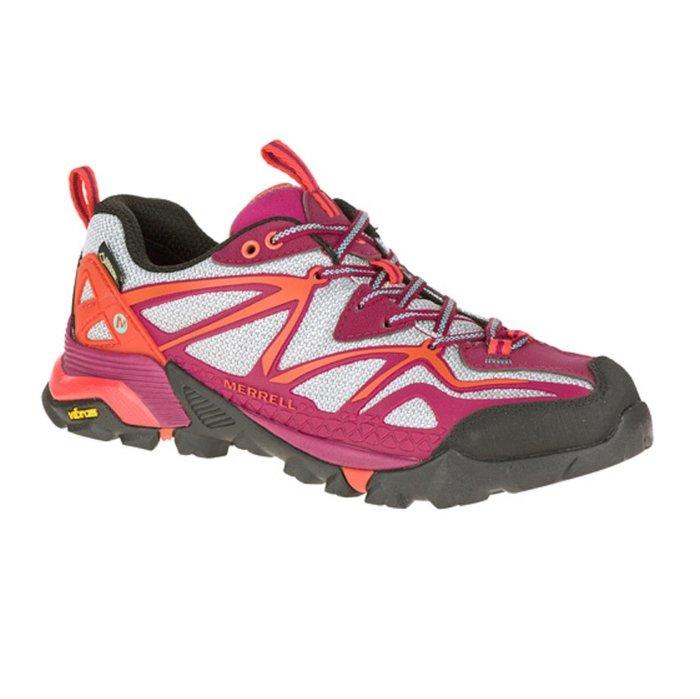 [WALKER 休閒運動] MERRELL CAPRA SPORT GORE-TEX 系列多功能健步鞋