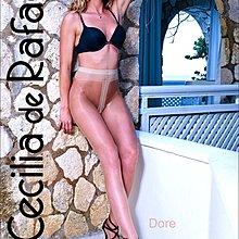 °☆就要襪☆°全新西班牙品牌 Cecilia de Rafael DIVINE 柔順粉膚隱形絲襪(9DEN)