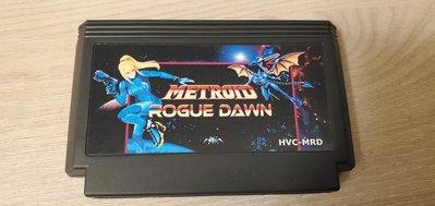 FC懷舊紅白機遊戲【銀河戰士-無限黎明Metroid - Rogue Dawn ; Metroid Rogue Dawn】