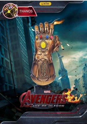 復仇者聯盟 薩諾斯 無限手套 1/4 模型 擺件 擺飾 收藏 公仔 鋼鐵人 無限寶石 復仇者聯盟4 漫威 無限之戰